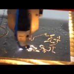 1325 roestvrij staal draagbare plasma cnc snijmachine