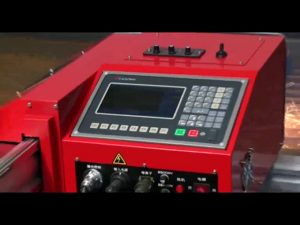 1800 mm draagbare heavy rail cnc plasma vlam gas snijmachine