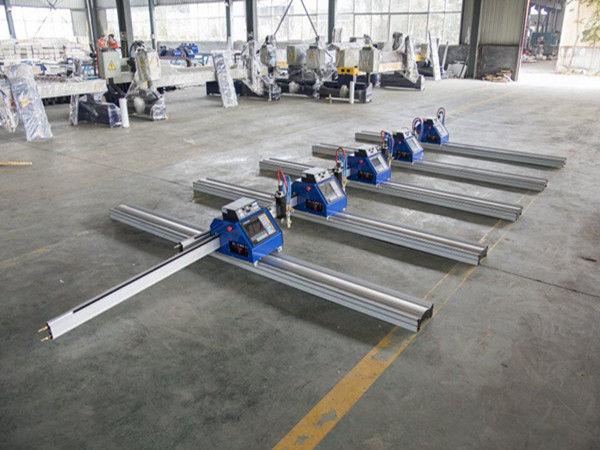 180W draagbare CNC-plasmasnijmachine voor het snijden van dik metaal 6 - 150 mm