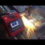 2017 topkwaliteit CE-certificering draagbare metalen snijder goedkope cnc plasma snijmachine