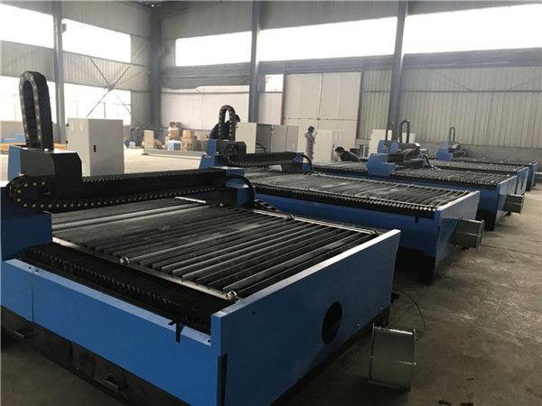 Alibaba China Plaatwerk platen cnc plasmasnijder plasmasnijmachine 1325 voor roestvrij staal
