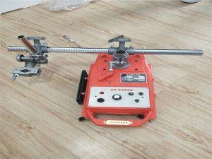 cg2-11d / g pijpsnijmachine met batterij