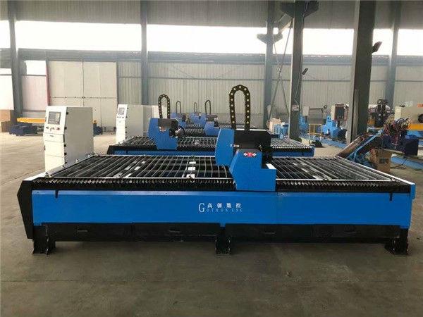 Chinese CNC metaalvlam en plasmasnijmachine