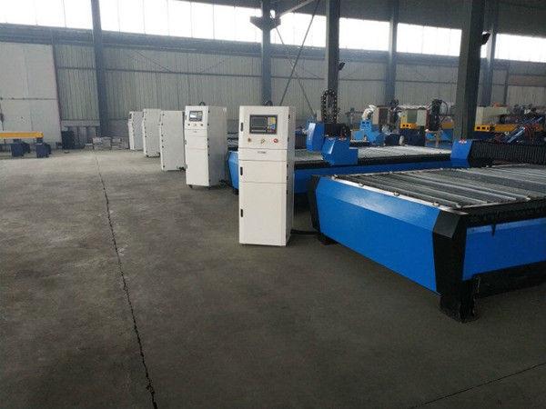 Cnc draagbare plasma vlam snijmachine in hardware Cnc roestvrij staal snijmachine