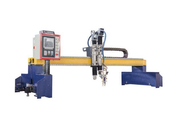 Gantry Type CNC plasma- en vlamsnijmachine voor scheepswerfbouw uit Shanghai Laike - Tayor Cutting Machinery