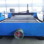 zware ms zacht staal metalen plaat portaal cnc plasma snijmachine