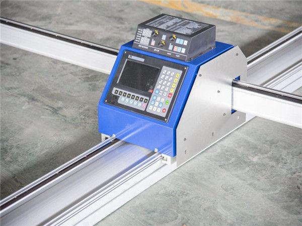 Hoog rendement CNC-plasmasnijmachine 0-3500mm Min snijsnelheid