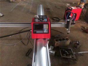 Hoogwaardige draagbare cnc-plasmasnijmachine / cnc-plasmasnijder voor roestvrij staal en metaalplaat
