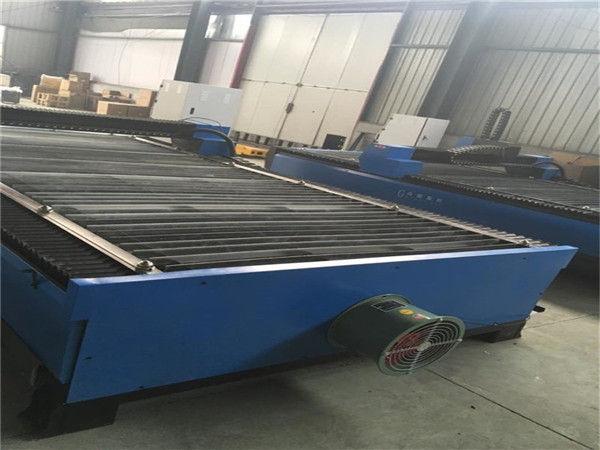 Hete verkoop metalen plaat snijden roestvrij staal koolstofstaal 100 A cnc plasmasnijder 120 plasmasnijmachine