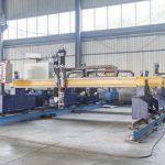 Intelligent Gantry type cnc metalen plaat snijmachine automatische plasma- en vlamsnijmachines