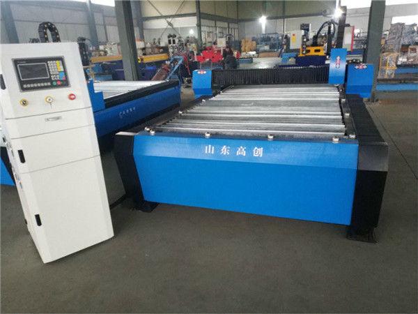 Jinan CE Profession 1325 Kleine CNC-plasmasnijmachine