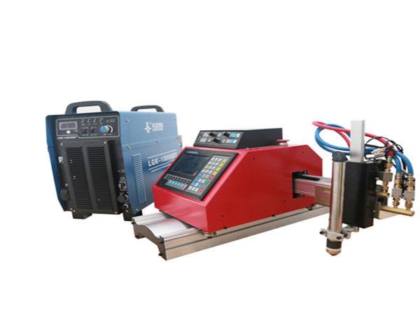 Lage kosten Lichtgewicht draagbare CNC FlamePlasma-snijmachine