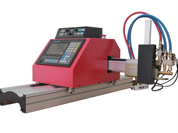 Multifunctioneel vierkant stalen buisprofiel CNC FlamePlasma-snijmachine van hoge kwaliteit