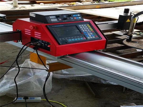 NHC-1525 CNC draagbare numerieke snijmachinemetaal plasmasnijmachine