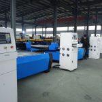 nieuw ontwerp desktop / bank profiel plasma / vlam snijmachine fabrikanten cnc desktop plasma vlam snijmachine