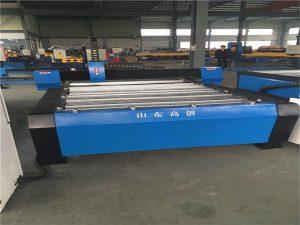 nieuw ontworpen cnc snijmachine metalen plaat / cnc plasmasnijmachine