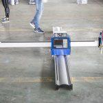 groothandel tafel type cnc plasmasnijmachine voor koper, metalen plaat, ronde buis