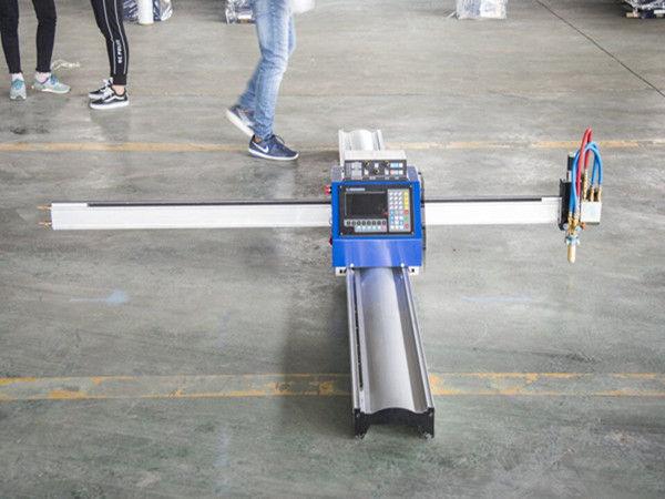 Nieuwe technologie micro START CNC metaal snijder / draagbare cnc plasmasnijmachine
