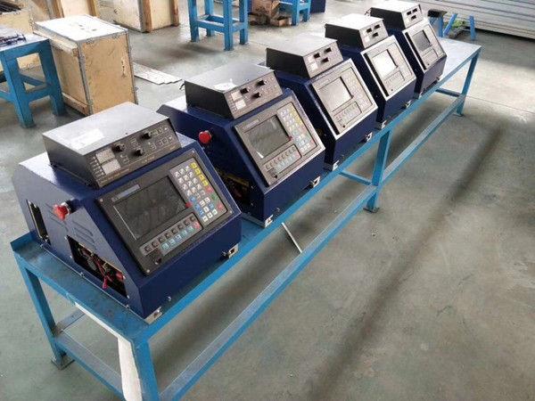 Draagbare CNC-plasmasnijmachine, effectieve vlamsnijmachine