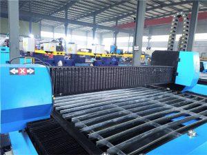 Praktische en economische hoge precisie / prestatie metaalbewerkingsmachine / draagbare cnc plasmasnijmachine zk1530