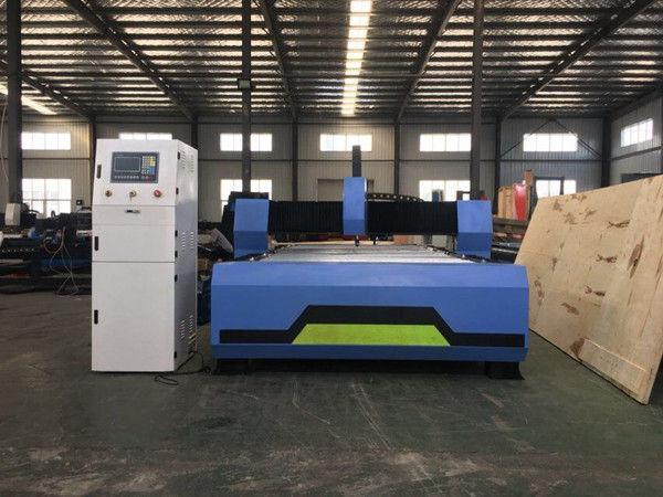 Kleine CNC-snijmachine voor metaalbewerkingsmachines