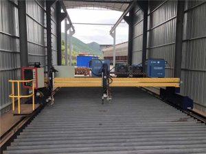 Klein formaat tafeltype CNC-snijmachines voor plasma- en vlammen