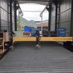 staalplaat 1500x3000mm maat cnc plasma plaatwerk snijmachine