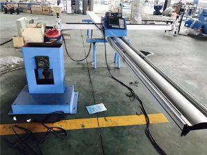 cnc pijp profilering en plaat snijmachine 3 assen
