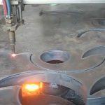 CE goedgekeurd vlam snijbrander draagbare cnc plasma snijder machine in China fabriek