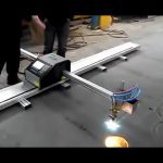 china fabrikant draagbare cnc plasma snijmachine