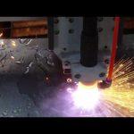 cnc plasma vlam snijmachine met waterkoeling voor hete verkoop