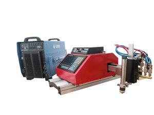 hoogwaardige draagbare kleine cnc-plasmasnijmachine voor gegalvaniseerde staalplaat