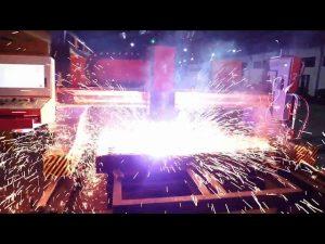 hete verkoop merk grantry type cnc plasma snijmachine