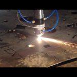 made in china handel verzekering goedkope prijs draagbare snijder cnc plasmasnijmachine voor roestvrij staal metaal ijzer