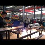 draagbare cantilever CNC-plasmasnijmachine