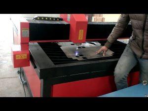 kleine goedkope metalen cnc plasmasnijmachine met hoge nauwkeurigheid