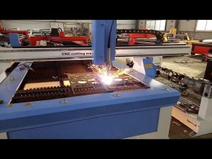 staal 1325 stabiele prestaties cnc plasmasnijmachine