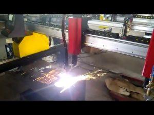 stalen kleermaker G3 E-as cnc plasmasnijmachine