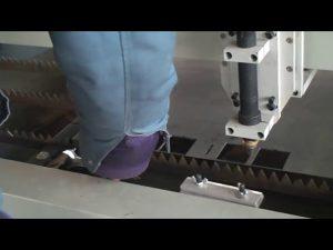 dik 22 25 cm 200A CNC plasmasnijmachine voor metaal